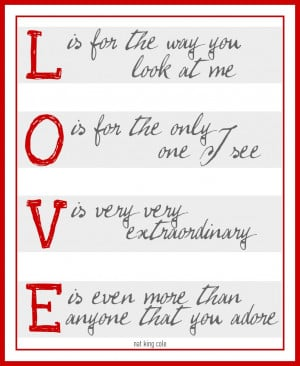 Back > Quotes For > Quotes In English About Love