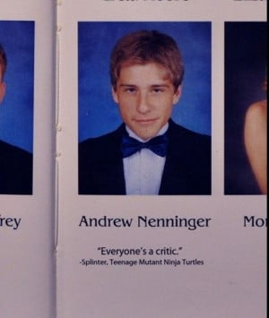 Funny yearbook quotes part2 01 Funny yearbook quotes {Part 2}