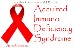 AIDS AWARENESS MONTH Get out and do something HIV AIDS Awareness