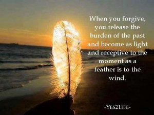 ... and receptive to the moment as a feather is to the wind. #yes2life