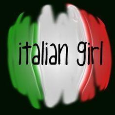 Italian girl More