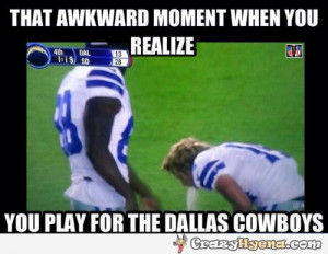 Dallas Cowboys Quotes