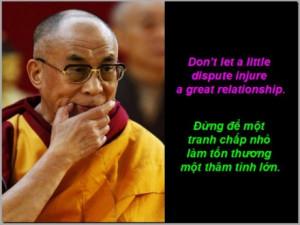 Dalai Lama inspirational Quotes with Photos