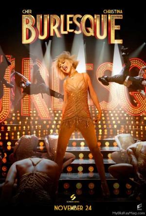 Burlesque: My Movie Review