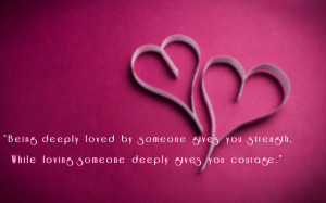 Cool Love Quote Desktop Images