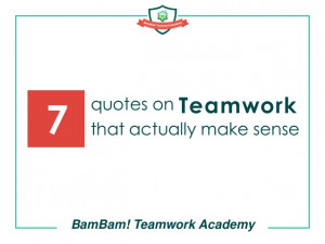 leadership quotes on teamwork