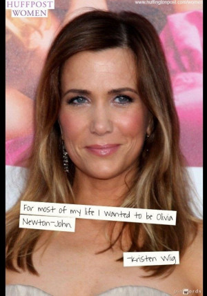 Kristen Wiig Quotes In Honor Of Her 39th Birthday