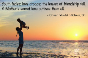 Mothers are fonder than fathers of their children because they are ...