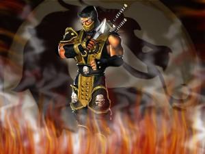 Inferno Scorpion Mortal Kombat