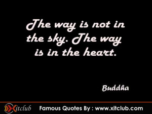 You Are Currently Browsing 15 Most Famous Quotes By Buddha