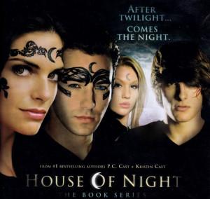 muitas novidades ao Fãs de Zoey e toda a sua trupe em House of Night ...