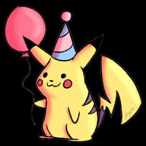 Happy 20th Birthday Pika