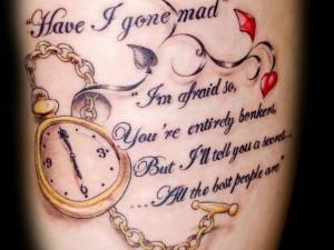 The Mad Tattoo