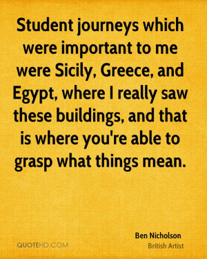 Ben Nicholson Quotes | QuoteHD