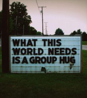 hug, love, quotes, text, world