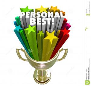 Photo credit: thumbs.dreamstime.com/z/personal-best-winner-trophy ...