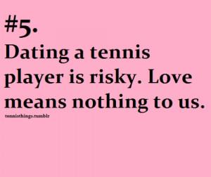 Tennis things