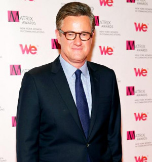 Joe Scarborough Wife