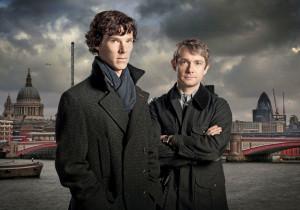 Sherlock, BBC, Benedict Cumberbatch, Martin Freeman, Sherlock Holmes