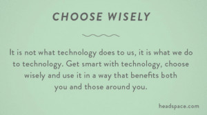 Tips on How To Use Technology Mindfully