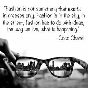 fashion quote -