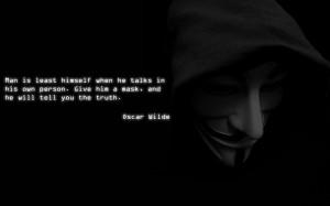 Anonymous wallpaper. Just added a quote.[1920x1200]