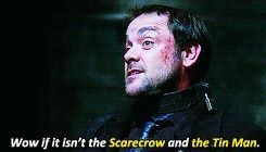Supernatural Crowley quote
