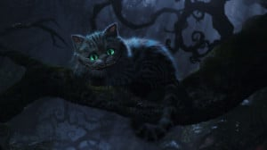 ... cat like tim burton s remake of the cheshire cat in alice in