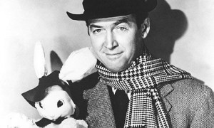 James Stewart in Harvey. One of my favourite films.