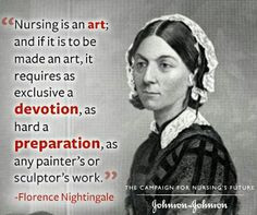 ... Florence Nightingale! https://www.facebook.com/jnjnursingnotes/photos
