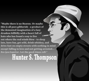 young hunter s thompson
