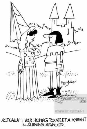 Medieval Knight cartoons, Medieval Knight cartoon, funny, Medieval ...