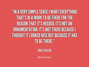 Paul Cullen Quotes