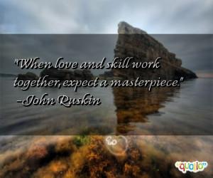 Masterpiece Quotes