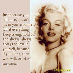 famous quotes by marilyn monroe