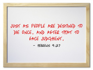 What Does The Bible Say About Death? A Bible Study