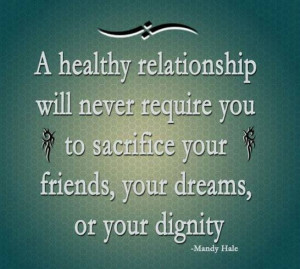 healthy relationship quotes