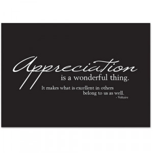 appreciation quote thank you in appreciation of you and all that you ...