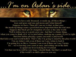 Narnia Quotes Aslan Narnia Quotes Aslan Narnia