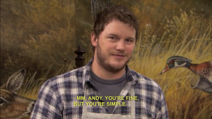 For the Love of Chris Pratt: An Ode to Andy Dwyer