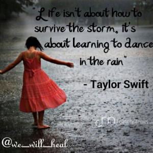 quote #celebrityquotes #quotes #rain #dance #storm #life #amazing ...