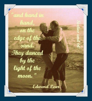 and hand in hand...