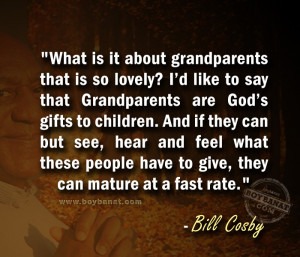 If you have your own favorite Famous Grandparents Quotes and Sayings ...