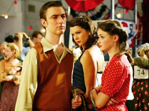 ... TIGER A determined Kirk became Stars Hollow's five-time dance champ