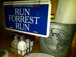 Restaurant Named Bubba Gump I Had A Chance To Dine In
