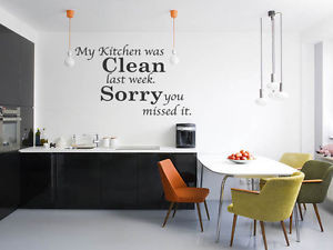 MY-KITCHEN-WAS-CLEAN-FUNNY-DINING-ROOM-QUOTE-WALL-ART-DECAL-STICKER ...