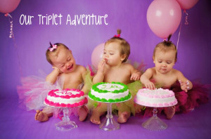 Pregnancy and life with triplet girls and their big brother and sister ...
