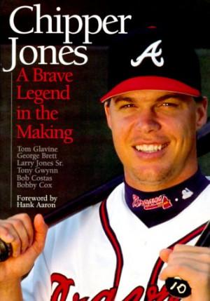 Chipper Jones : A Brave Legend in the Making