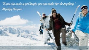 Inspirational Wallpaper Quote by Marilyn Monroe