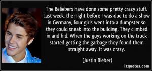 ... because i am a belieber justinbieber justin bieber boy belieber quotes